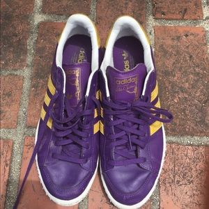Adidas Kareem Abdul Jabber Low Lakers
